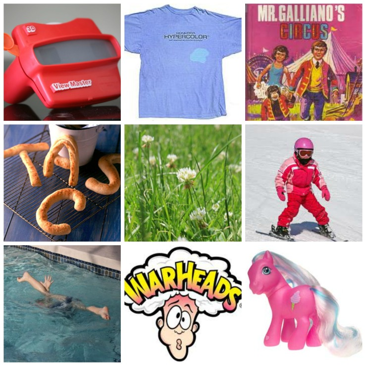 Things I loved as a kid